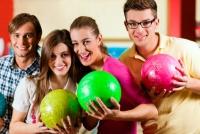 Obiekty Impreza: bowling fotolia